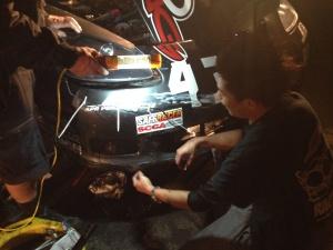 steph car check